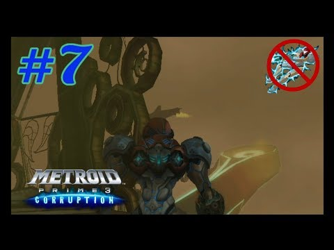 Metroid Prime 3: Corruption No Hypermode Challenge: Part 7 (Spire Pod Defense and Helios)