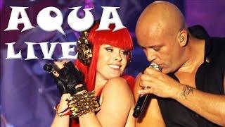 Aqua - Live - Greatest Hits