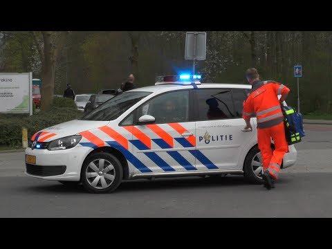Hulpdiensten met hoge spoed naar MMT Inzet in Rotterdam! #762