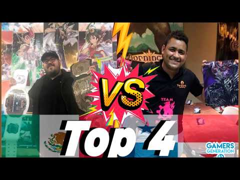 TOP 4: Burger Garcia (Magician) Vs Angel Ovalle (SPYRAL) Torneo GG.