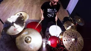 Jacopo Volpe - Post Malone - Zack & Codeine (Drum Cover) Video