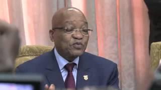 Presidente Zuma