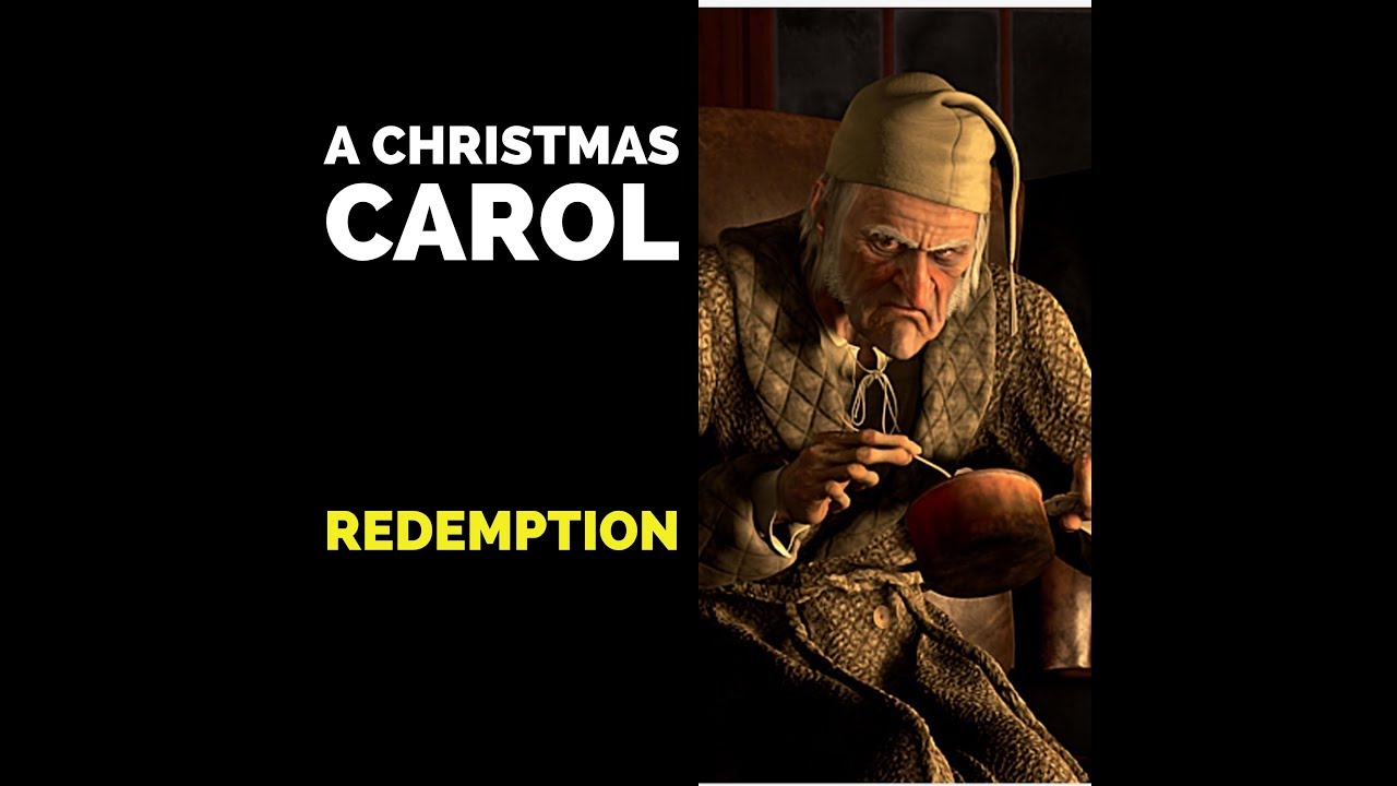 Redemption in A Christmas Carol - YouTube