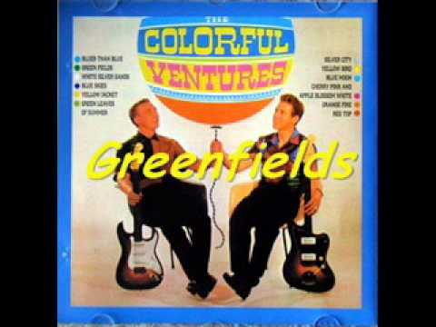 "THE VENTURES- ""The Colorful Ventures"" (1961) full album"