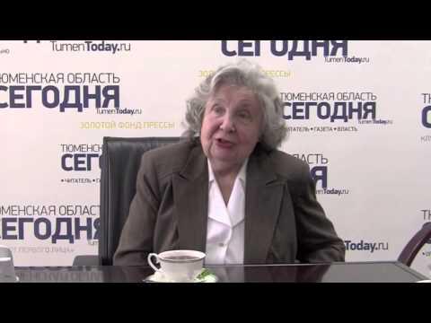 Майя Смирнова. О структурах архивов в нашем крае