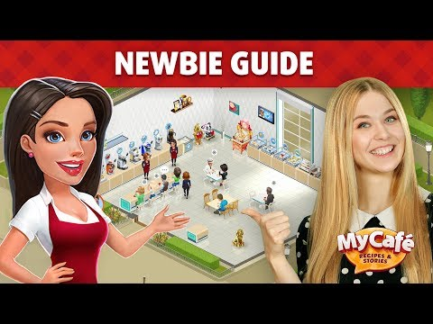 My Cafe Newbie Guide