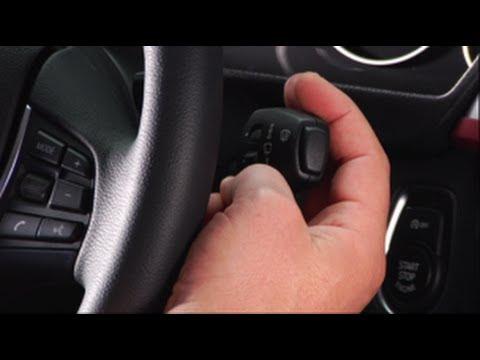 BMW Wiper Activation