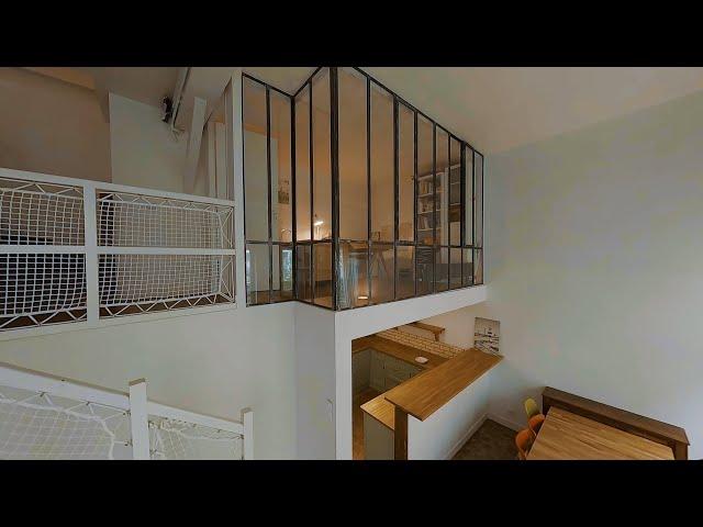 Triplex - visite immobilière en drone FPV