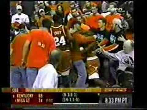 Texas vs. OSU Basketball Jan. 5th 2002
