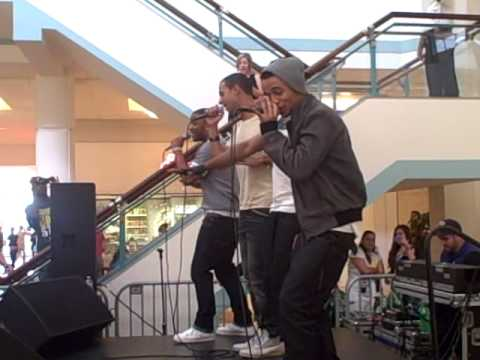 JLS - Close To You Live - Orland Square Mall - June 13, 2010