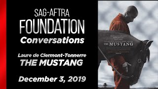 Conversations with Laure de Clermont-Tonnerre of THE MUSTANG