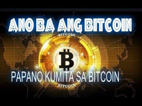 ano ano ang bitcoin