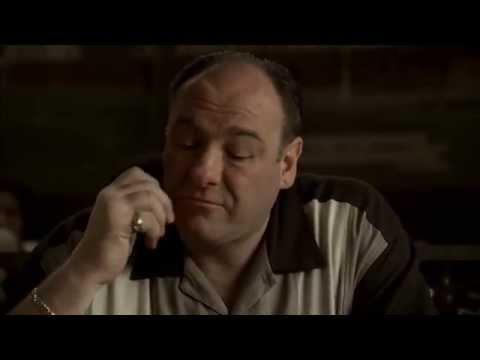 The Sopranos - Final Scene [Complete] [HD]