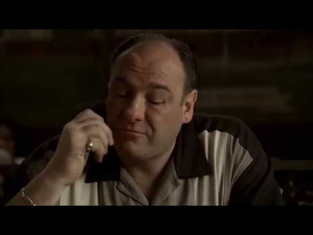 The Sopranos - Final Scene [Complete] [HD]