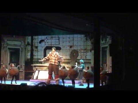 De Gelaarsde Poes - Etenstijd - Ro Theater