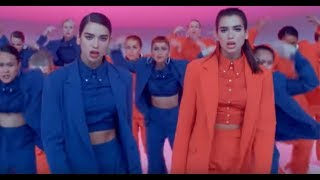 Watch Dua Lipa Dance Battle Herself in Kinetic 'IDGAF' Video