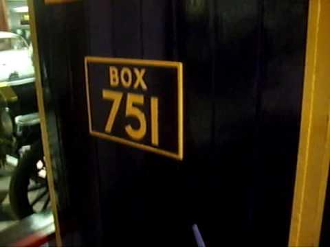 Jim's AA Phone Box