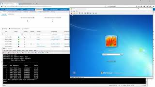 Security Lab setup overview and Cisco ISE 2.3 802.1x Setup and Verification