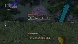 Minecraft: PlayStation®4 Edition fishland part 1