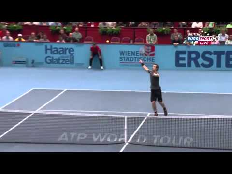 Andy Murray vs David Ferrer ATP 2014 Vienna Final Highlights