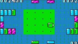 Zoop Game Sample - Game Gear