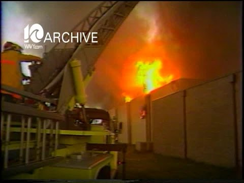 WAVY Archive: 1980 Norfolk Business Fire