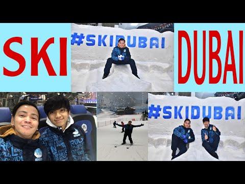 SKI DUBAI 2019 with Lil. Bro CJ
