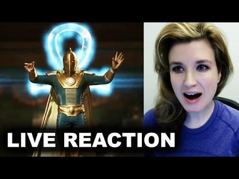 Injustice 2 Dr Fate Trailer REACTION
