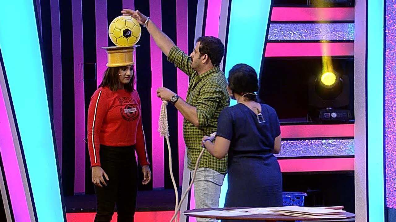 Thakarppan Comedy I Funny task for Thakarppan stars!!! I Highlights