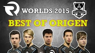 Best of origen | worlds 2015