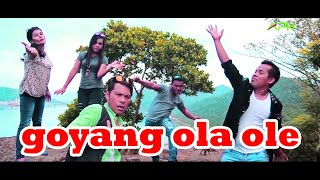 GOYANG OLA OLE~KACANG MANOGE 3~Official Music Aph