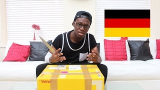 BLACK GUY TRYING GERMAN CANDY!!!