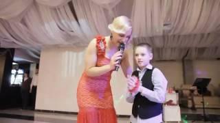 Ведущая Мария Мазурак Одесса свадьба (реальная съемка) выбор невест