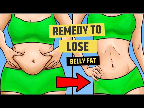 Remedy To Lose Belly Fat Without Exercise - EASY WAY TO LOSE FAT / What Is Health Channel