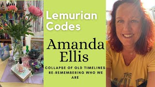 Lemurian Codes - Your Starseed Centre & Collapse of Old Timelines