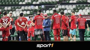 Bundesliga könnte ohne FC Bayern starten | SPORT1 - DER TAG