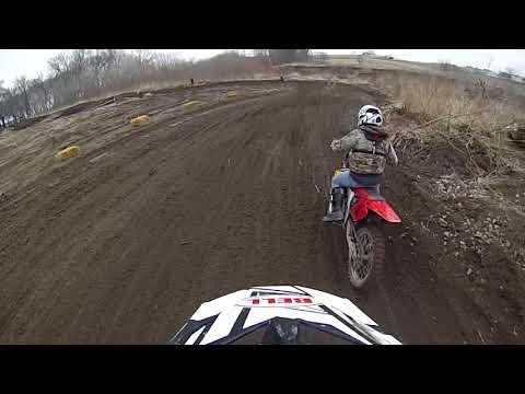 Jacob Berhow Moto 2 Riverside Raceway   3-25-18