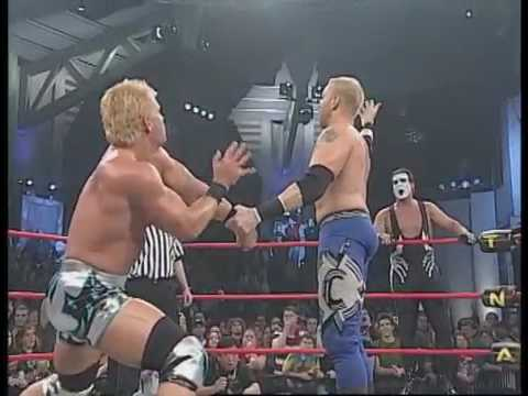 Final Resolution 2006  Sting and Christian Cage vs  Jeff Jarrett and Monty Brown