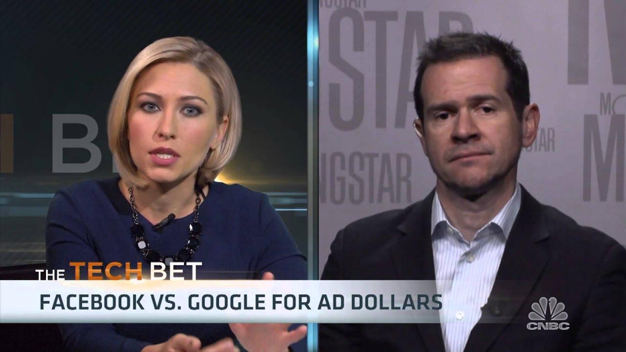 Google vs. Facebook Advertising Battle | Tech Bet | CNBC by CNBC