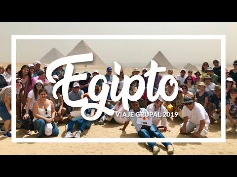 Egipto Viaje Grupal 2019 - Programa Contacto