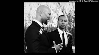COMMON ft JOHN LEGEND  Rain  (Official Remix 2017)