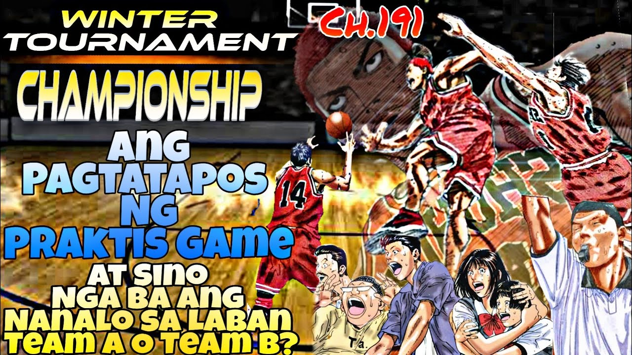 Championship - Ch.191 -Ang NakakaKilabot Na Pagtatapos Ng Praktis Game