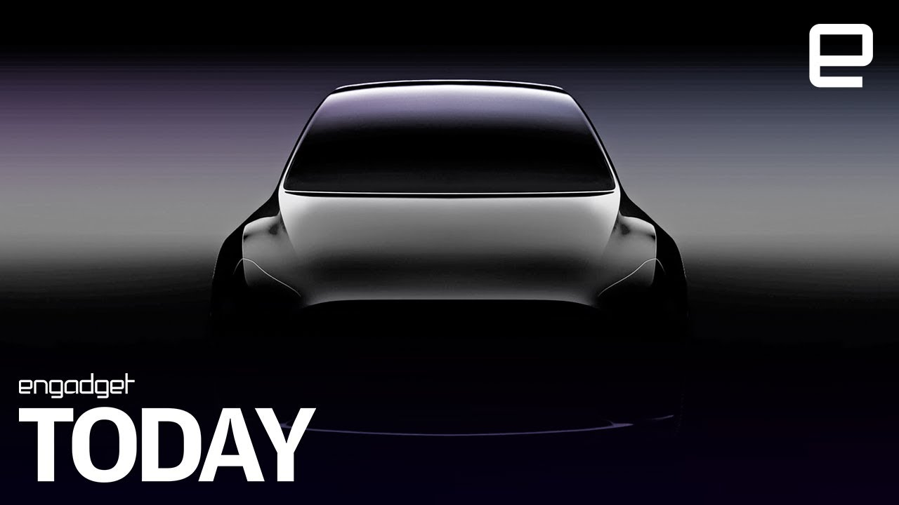 musk-model-y-prototype-approved-to-go-into-production-engadget-today