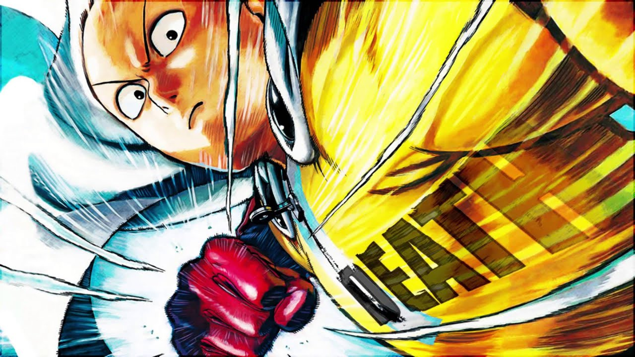 One Punch Man Opening Hero 1 Hour Full Epic Youtube