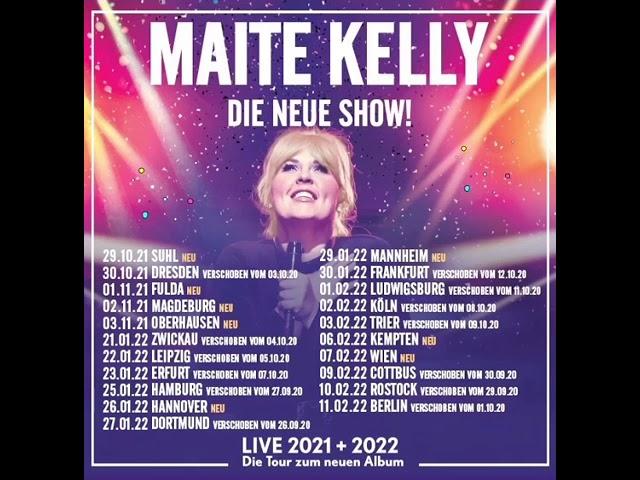 Maite Kelly | Die neue Show | Live 2021+2022