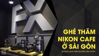 Có một bảo tàng Nikon nhỏ giữa Sài Gòn