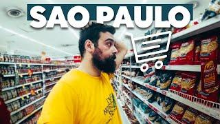 Brezilya-Sao Paulo'da Market Fiyatları #3