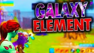 *NEW* SECRET GALAXY Element LEAKED Gameplay! | Fortnite Save The World