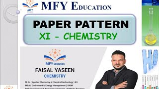 Gambar cover XI CHEMISTRY, PAPER PATTERN