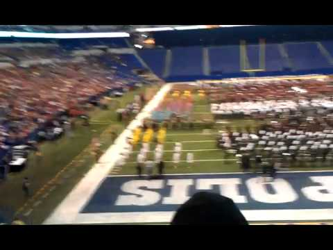 2011 ISSMA Class B marching band Awards!